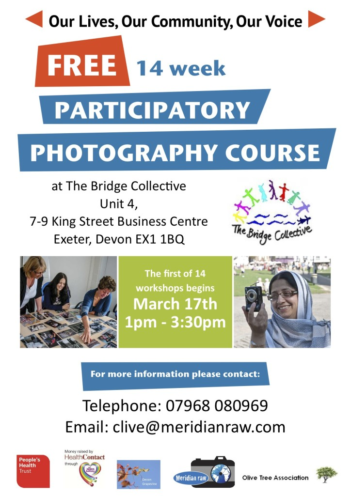 Photography 14 week poster