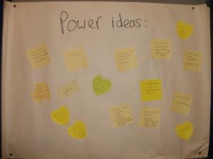 Power ideas