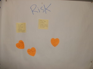 Risk ideas